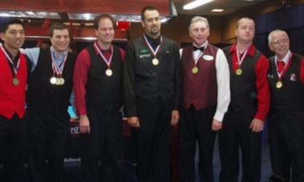 2011 WPA World Artistic Pool Championship