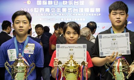 World 9-Ball Championships – Juniors