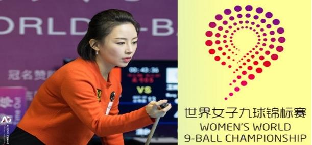 WOMENS WORLD 9-BALL CHAMPIONSHIP, DAY 1