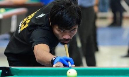 MANNY PACQUIAO TO BRING WPA WORLD 10-BALL CHAMPIONSHIP TO THE PHILIPPINES IN FEBRUARY