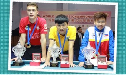 2015 Juniors WC – Shanghai