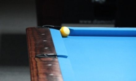 THE DRAMA OF 9-BALL