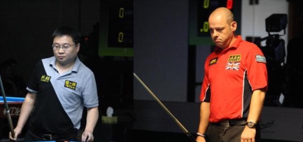 IT'S APPLETON AND LEE FOR WORLD 9-BALL SUPREMACY