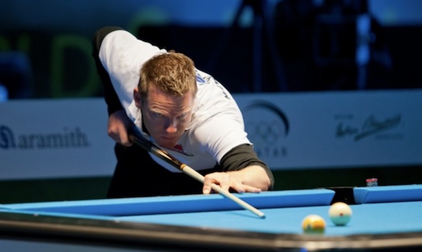 FEIJEN: I'M PREPARING FOR POOL WAR