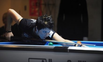 STARS RISE, A BIG STAR FALLS AT WOMEN'S WORLD 9-BALL CHAMPIONSHIP