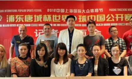 POOL'S BEST READY FOR SHOWDOWN IN SHANGHAI