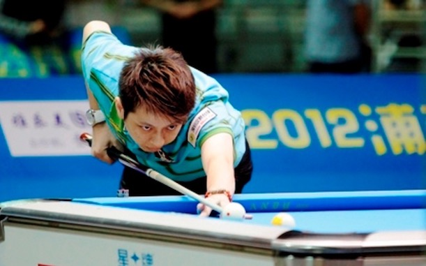 ORCOLLO AND LU WILL CLASH FOR CHINA OPEN TITLE