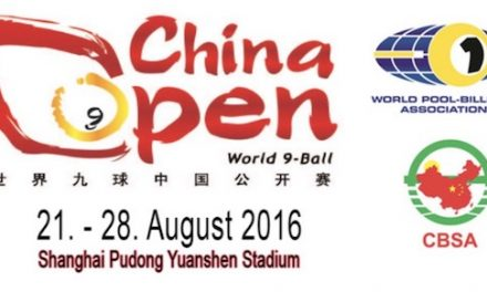 China Open Semi Final