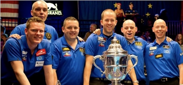 Mosconi Cup Archives - WPA Pool