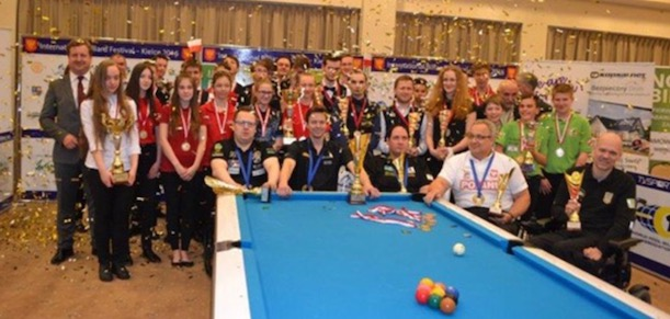 International Billiard Festival | Kielce, Poland