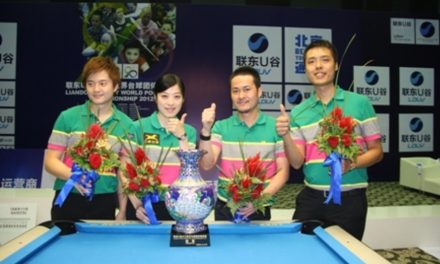 WORLD TEAM PREEMINENCE ON TAP IN CHINA