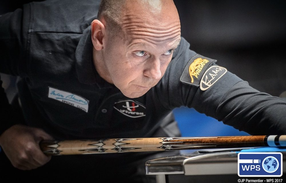 Cliffhangers Galore–Day 2 Report from the World Pool Series