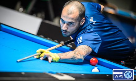 Pool Reaches For Another Level–Day 1 Report from the World Pool Series