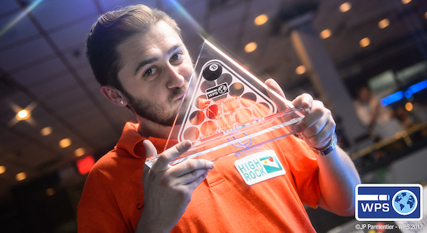 Sky's The Limit!– Finals Report From the RYO Rack Classic World Pool Series