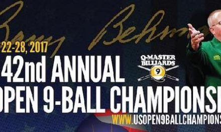 U.S. Open 9-Ball Championships 2017