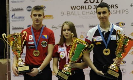 World Junior 9-Ball Champions!