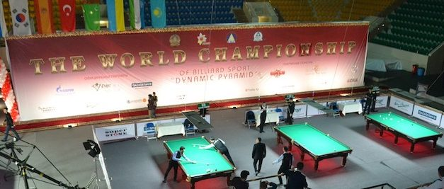 World Pyramid Championships…