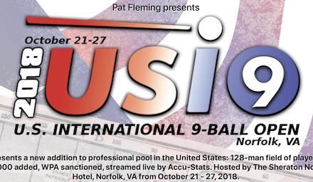 The U.S. International 9-Ball Open