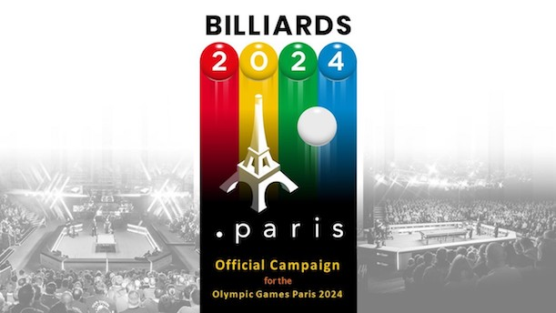 Bring billiards as an additional sport to the Olympic Games Paris 2024