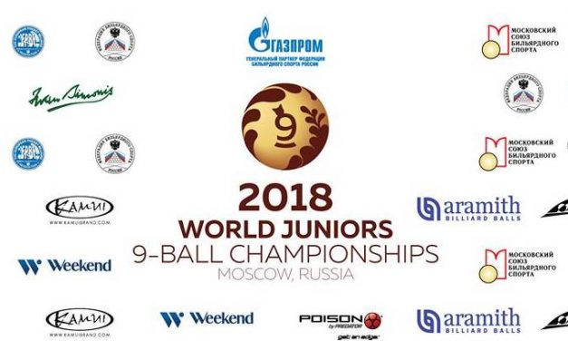 2018 World Junior 9-Ball Championships