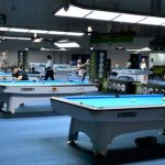 Van Boening, Other Top Stars Cruise On Day One In Doha…