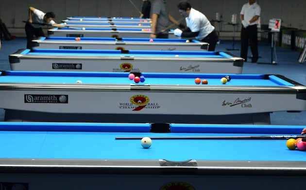 Pool's Best Push Through To The Final 64