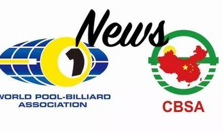 WPA Pool - World Pool Billiard Association