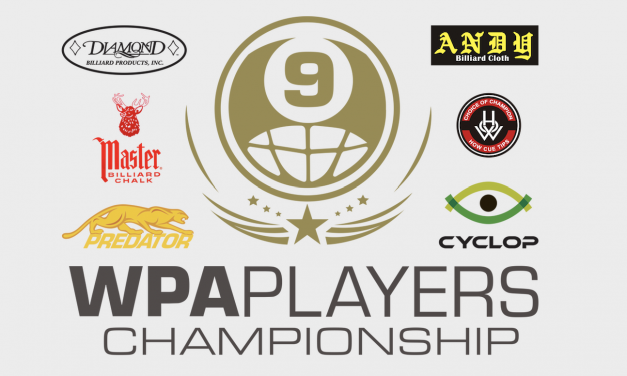 Taiwan Dominates Qualifier 2 of the WPA Players Championship