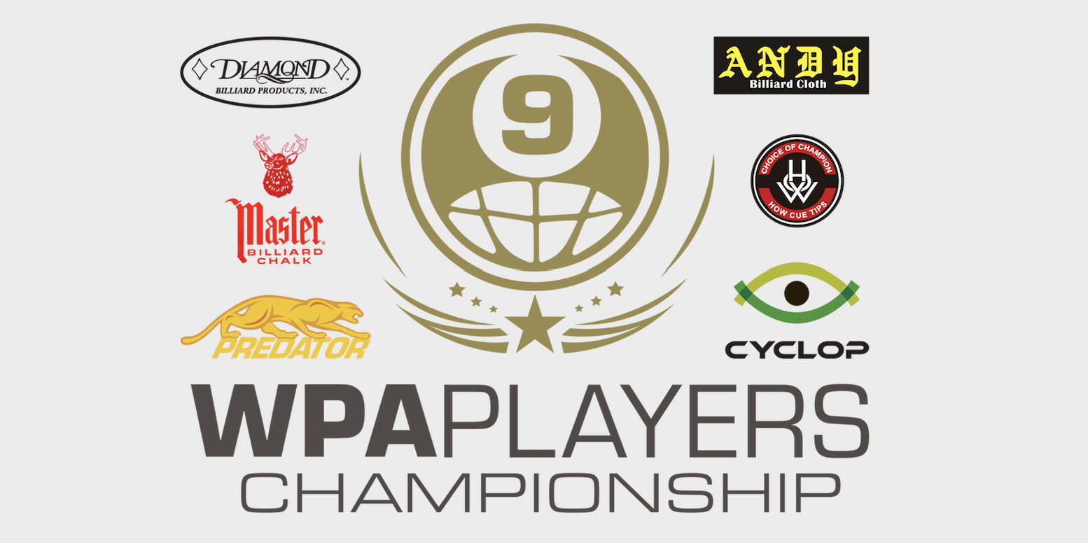 The First Stage 1 Qualifier for the WPA Players Championship is