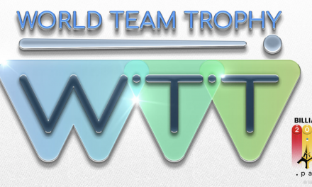 World Team Trophy (WTT) Watch it LIVE!!!