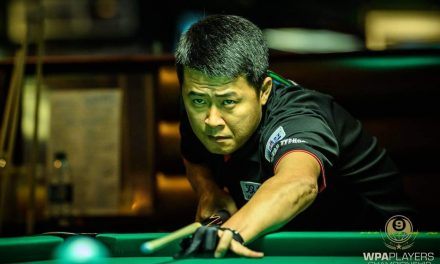 The WPA Players Championship Is Down To Two Philippines vs. Taiwan Semi-Finals