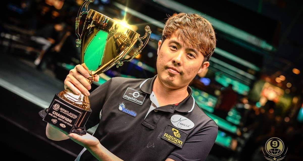 Kevin Cheng Captures The WPA Players Championship In A Sudden Death