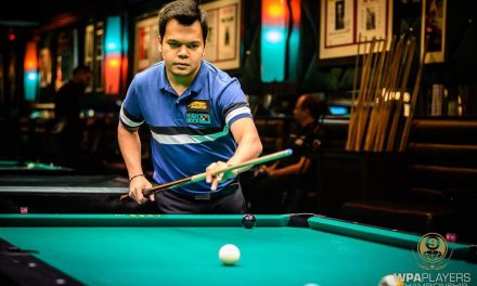 Final 16 Set In Vegas For The WPA Players Championship