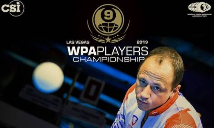 32 Advance, 32 Out As Day 1 Of The WPA Players Championship Is Complete