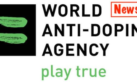 WADA PUBLISHES 2020 LIST OF PROHIBITED SUBSTANCES AND METHODS