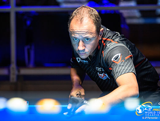 Upsets and Tight Finishes as Predator World 10-Ball Championship Narrows Down to Final 16