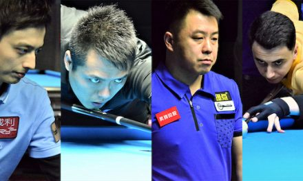 World 9-Ball Championship Comes Down To Four