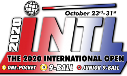 THE 2020 INTERNATIONAL OPEN IS OPEN FOR BUSINESS!