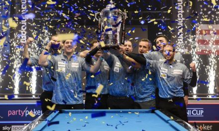 EUROPE REGAIN PARTYPOKER MOSCONI CUP