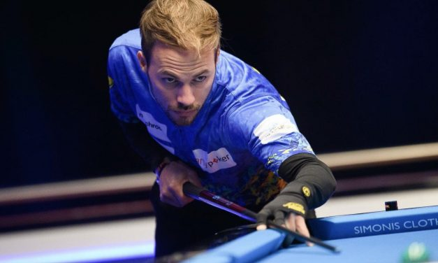 EUROPE TAKE OPENING DAY LEAD AT PARTYPOKER MOSCONI CUP